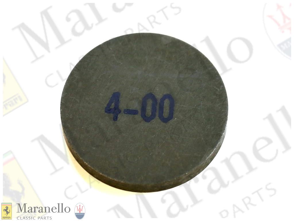 Tappet Pad 4.00mm