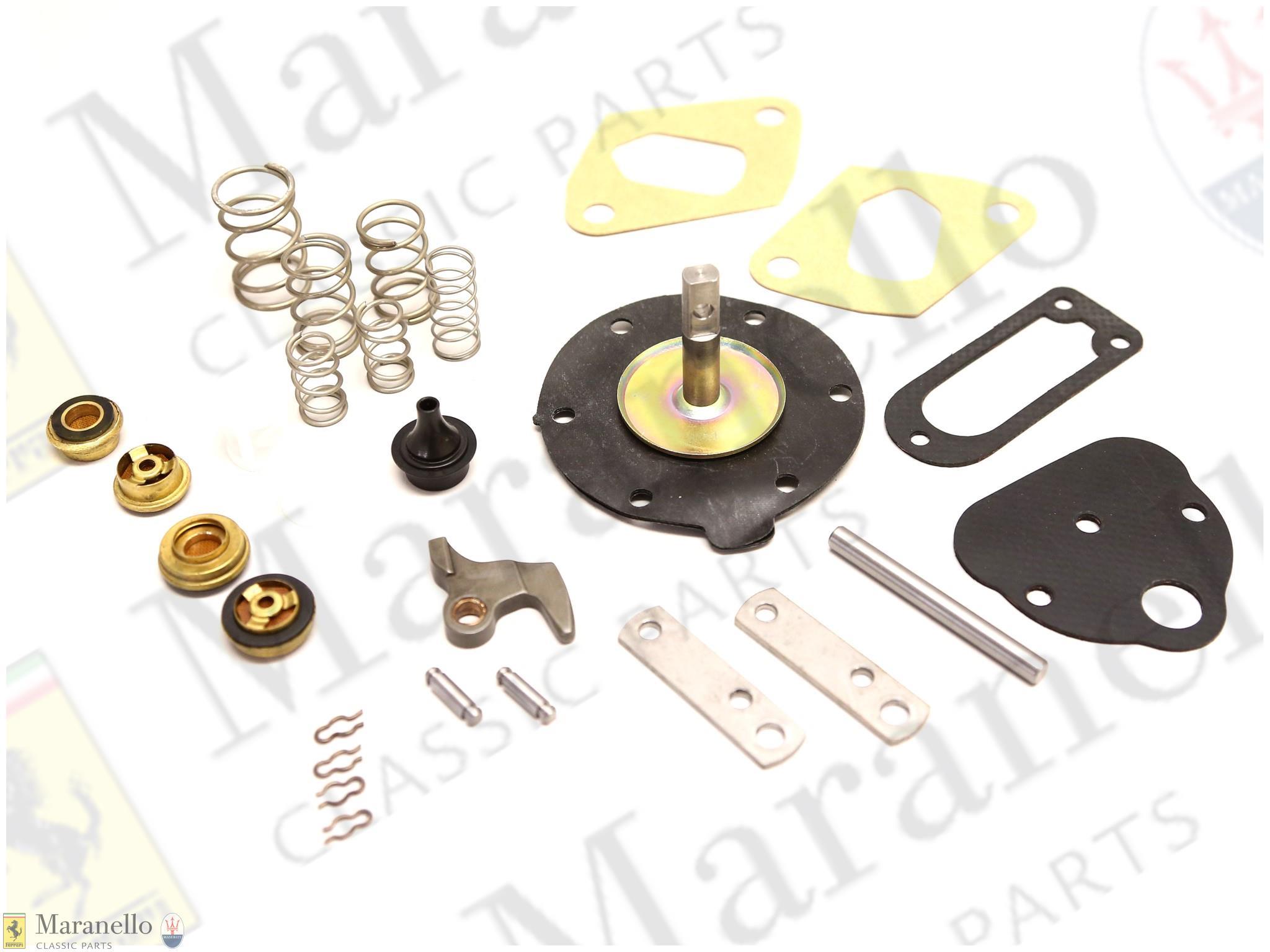 Ferrari 250 275 330 Mechanical Fuel Pump Rebuild Kit Fispa 95180130