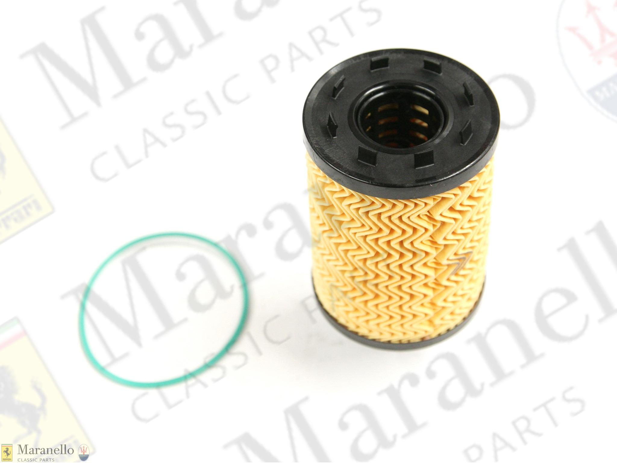 Ferrari part 295948 - Oil Filter Cartridge | Maranello ...