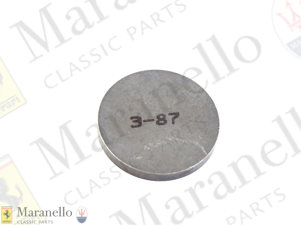 Tappet Pad 3.87mm