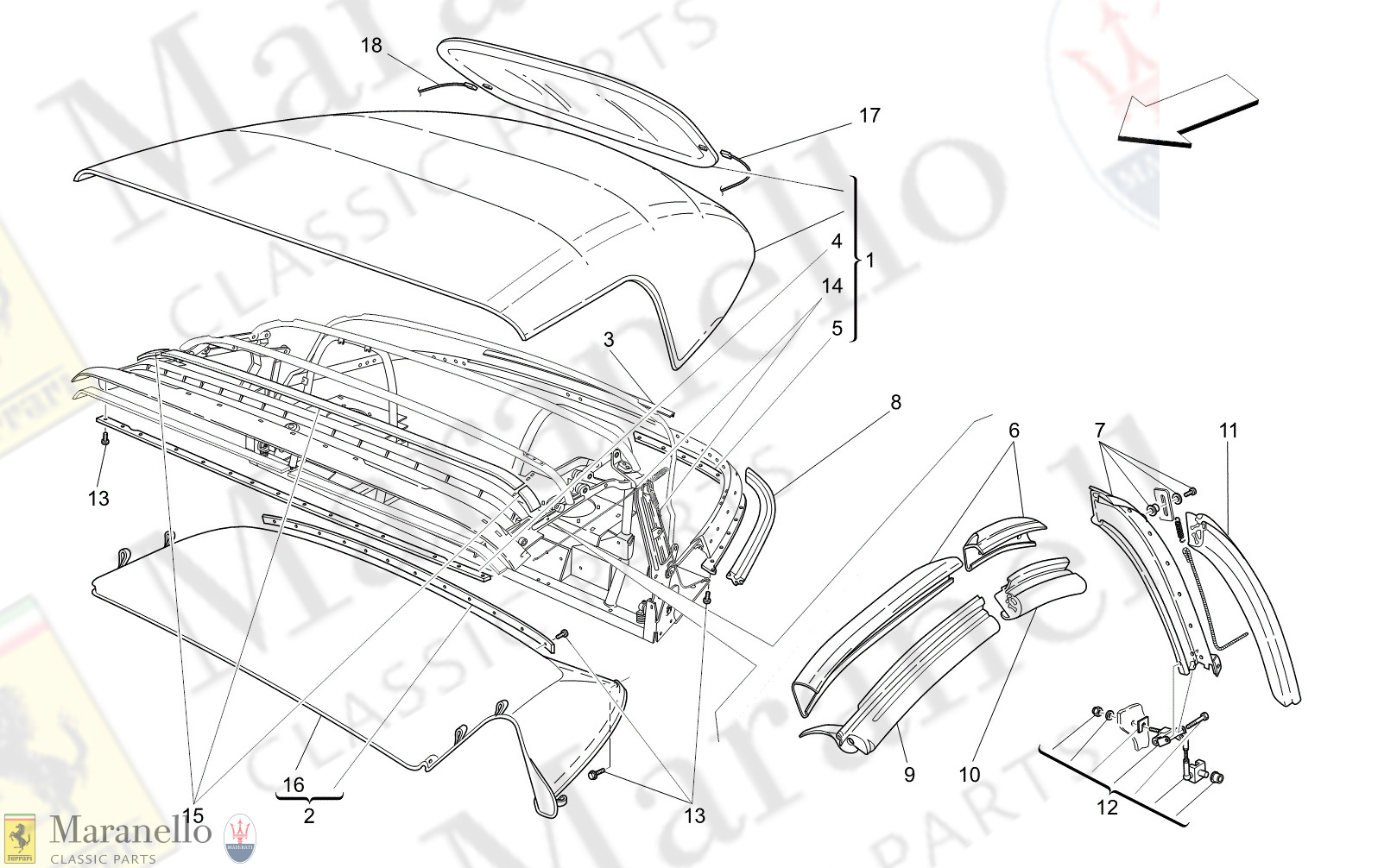 2005 Maserati Wiring Diagram