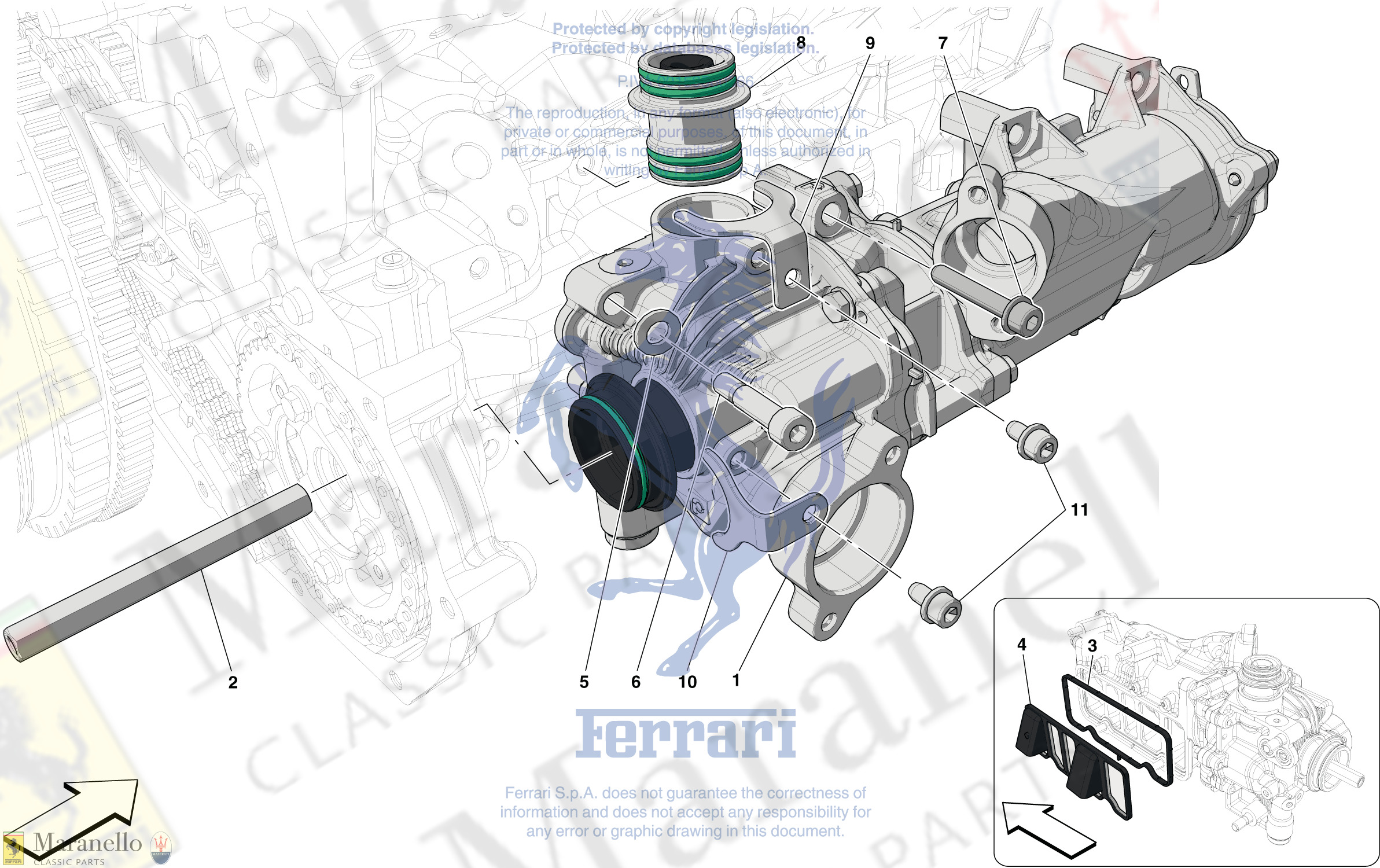engine oil diagram 017 engine oil pump parts diagram for ferrari 488 pista spider motor oil diagram 017 engine oil pump parts diagram for