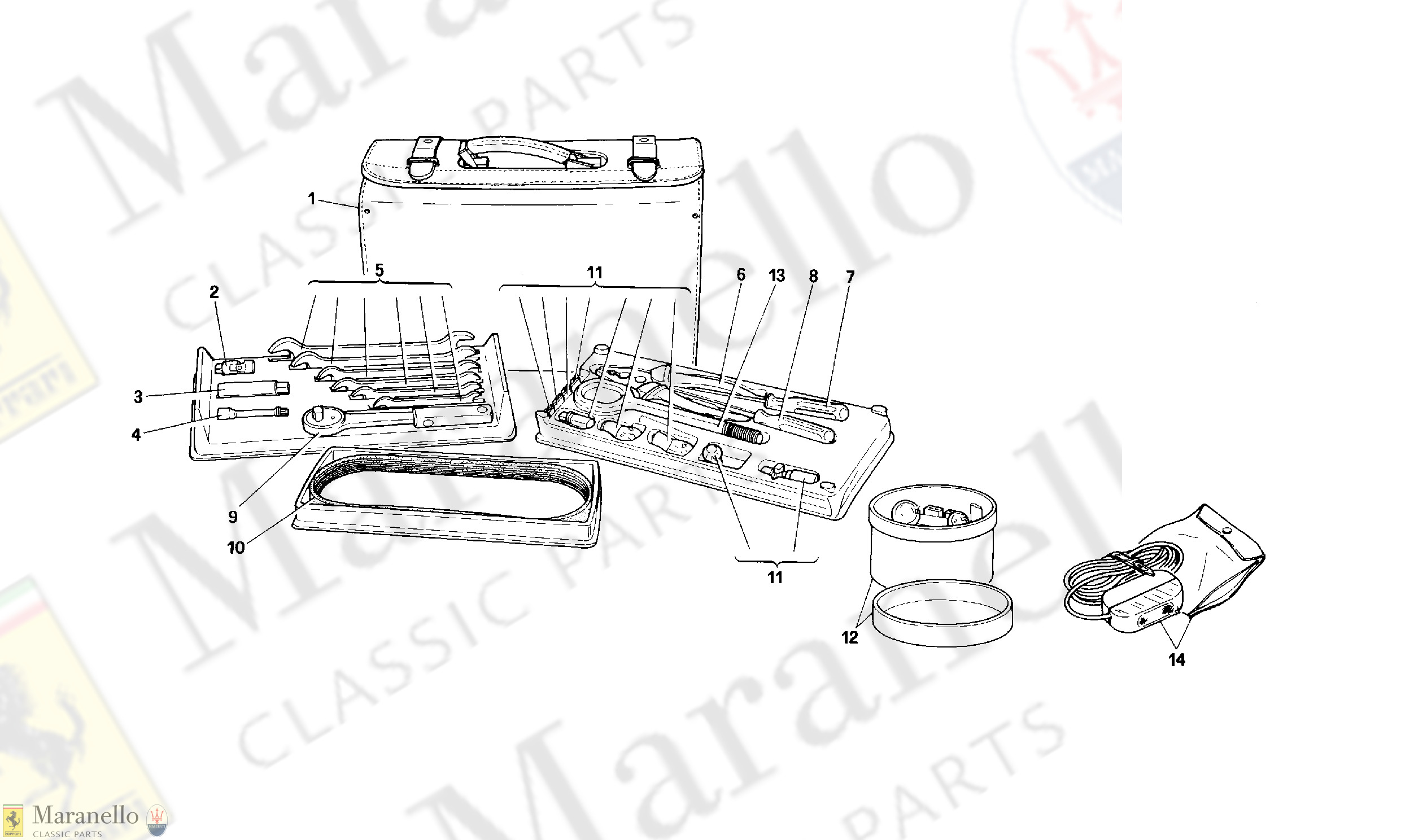 049 - TOOLS EQUIPMENT
