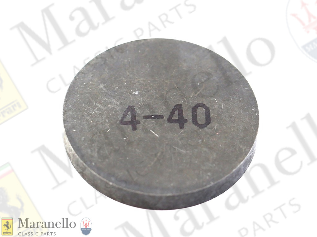 Tappet Pad 4.40mm