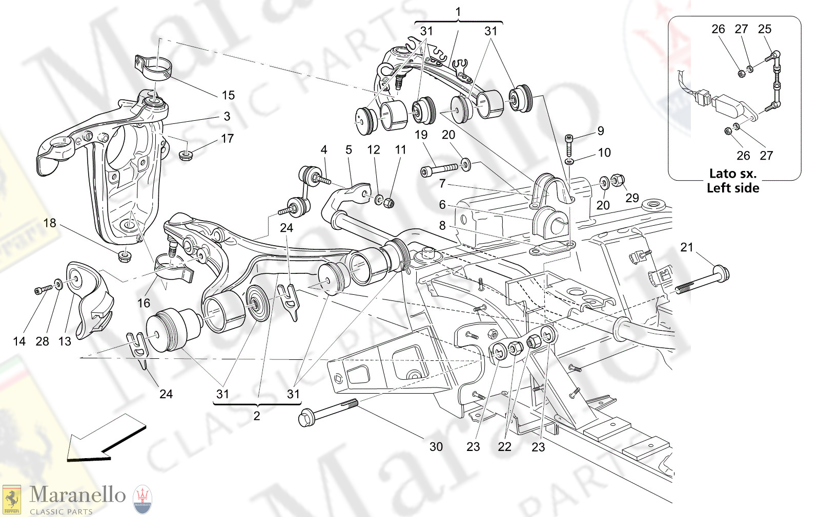 06.10 - 1 - 0610 - 1 Front Suspension