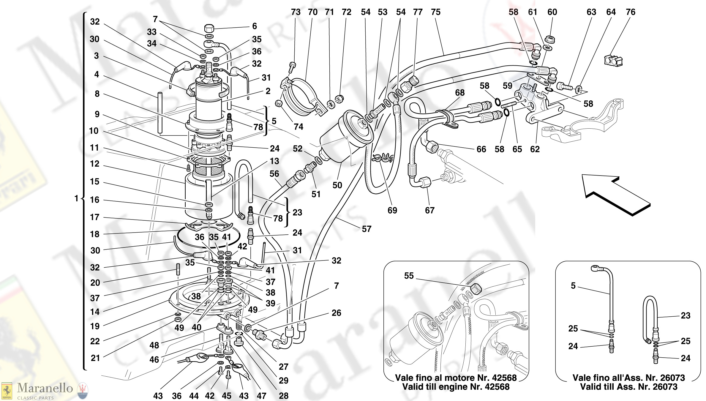 009 - Fuel Pump And Pipes