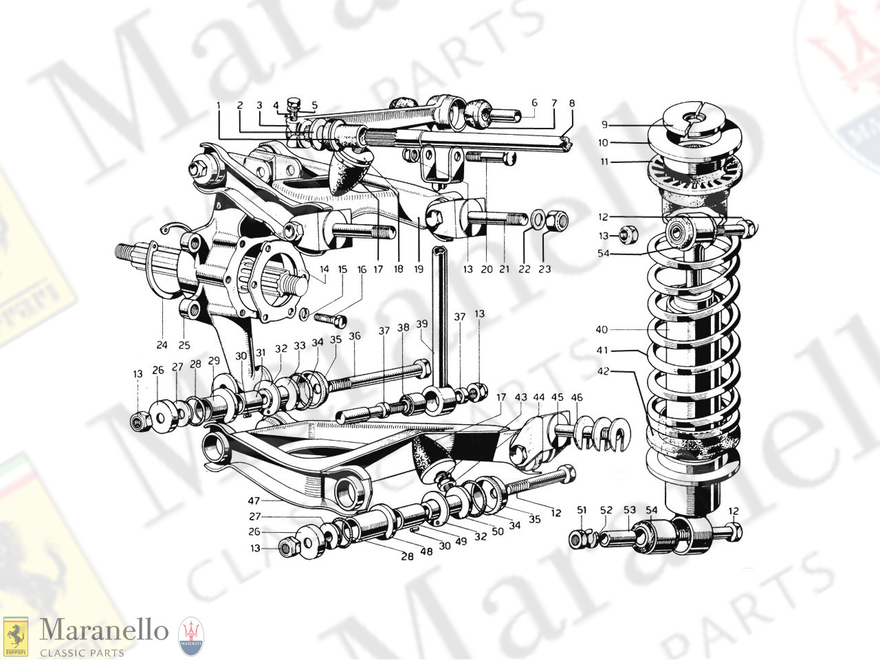 020 - Rear Suspension