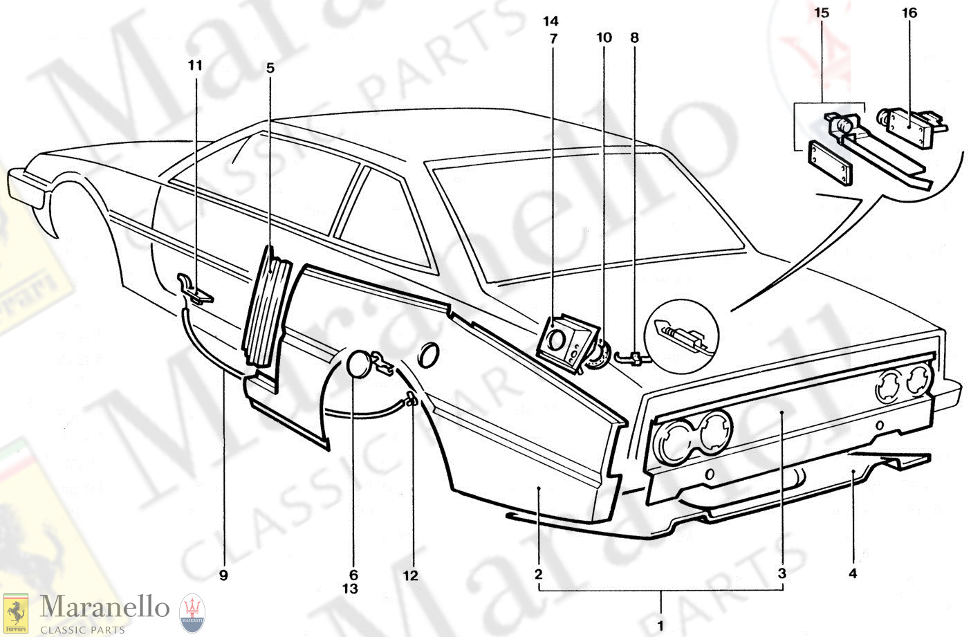 204 - Rear Body Panels